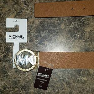 Women's Michael Kors belt.